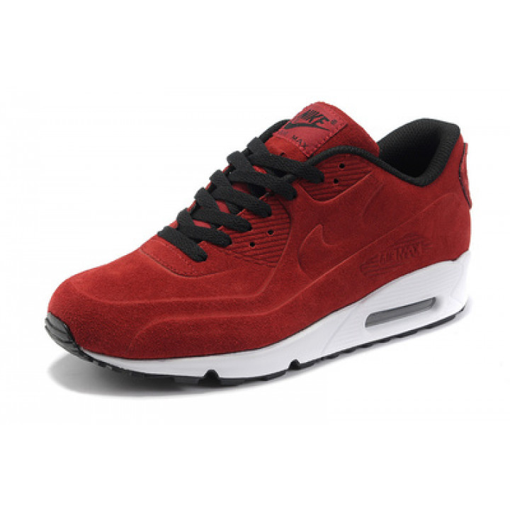 Nike Air Max 90 VT бордовые